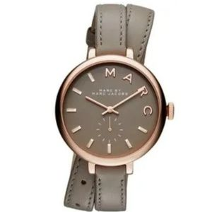 Marc Jacobs Sally Double Wrap strap rosegold
